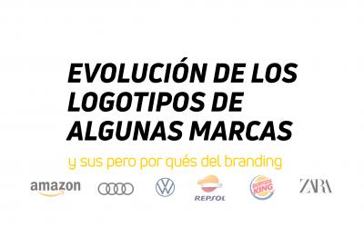 Rebranding a lo grande: la evolución de 6 grandes logotipos